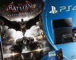 Продам Playstation 4 batman bundle 500gb