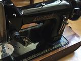 Швейная машина Lucznik 82 R с электроприводом