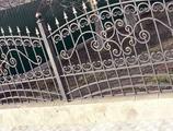 Кованый забор Тип 78