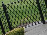 Кованый забор Тип 54